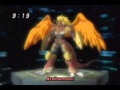Digimon Frontier AMV  Welcome to the Masquerade