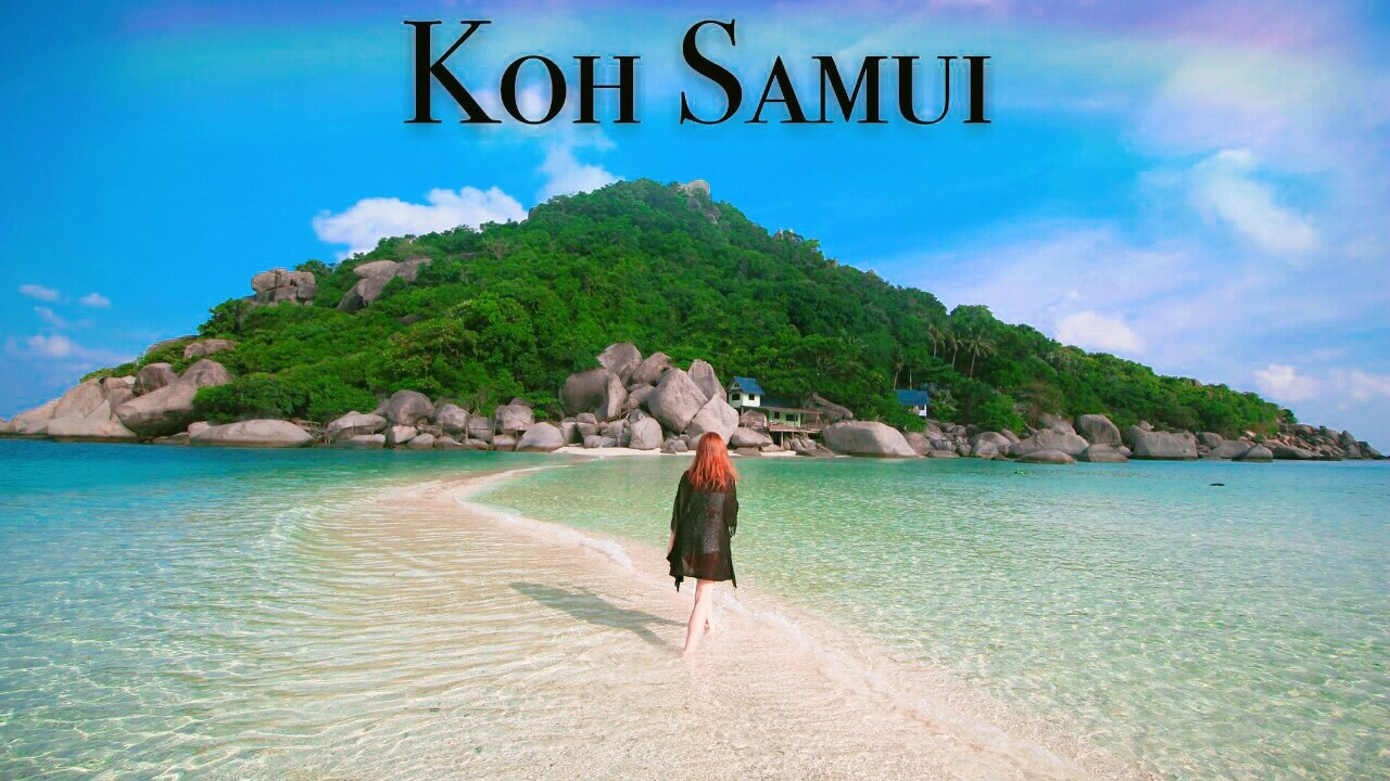 Thái lan du lịch đảo Koh Samui  |  Koh Phangan  |  2016