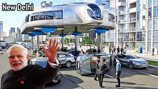 ये Bus है या जहाज़ | 5 Future Buses In India That Will Blow Your Mind