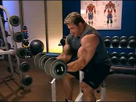 muscle  fitness  training system  arms  part01/06