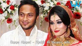 Hot and beautiful wives of Bangladeshi cricketers | Hot cricketers wives