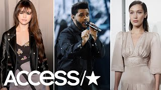 Is The Weeknd's New Album About Selena Gomez & Bella Hadid? | Access