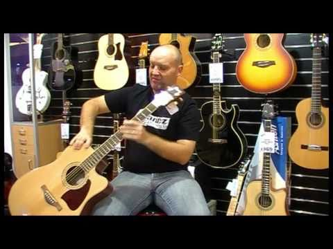 Acoustic Truss Rod Adjustment