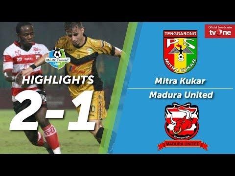 Mitra Kukar Vs Madura United: 2-1 All Goals & Highlights