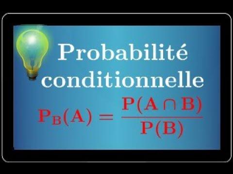 Download probabilité conditionnelle • Ce qu'il faut savoir • Résumé du cours • Terminale S ES STI