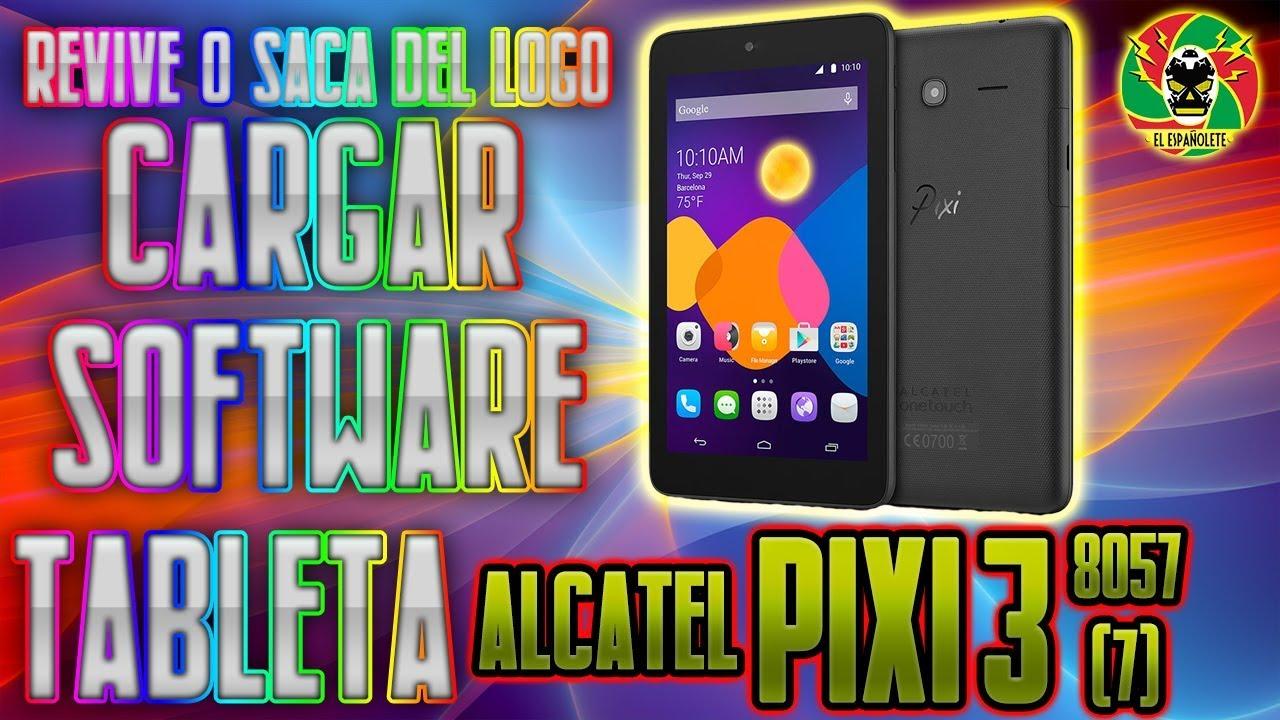 Alcatel Pixi 3 (7) Software Update Videos - Waoweo