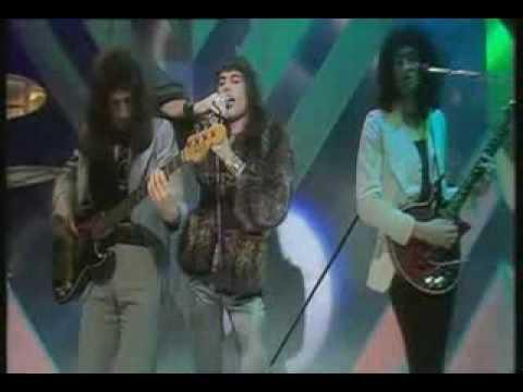 Queens first TV Performance -  Killer Queen