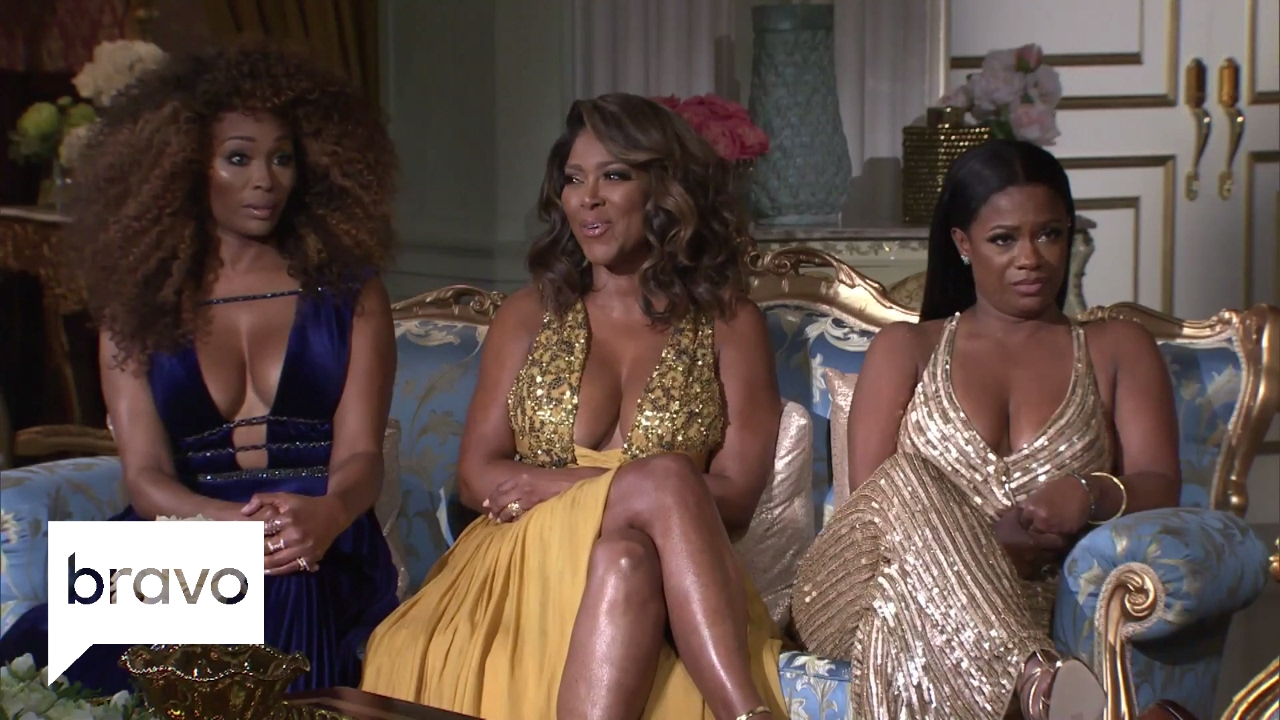 Phaedra Parks on THAT Explosive RHOA Reunion Accusation: 'My Character Speaks ...