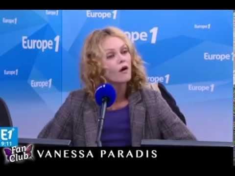 VANESSA PARADIS - Interview EUROPE 1 - 1er décembre 2015 ... Vanessa Paradis Youtube