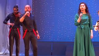 14. ВИА Грани и Виктория Фадина -  В синем море, в белой пене