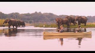 Chiawa Camp, Zambezi National Park, Zambia - Unravel Travel Tv