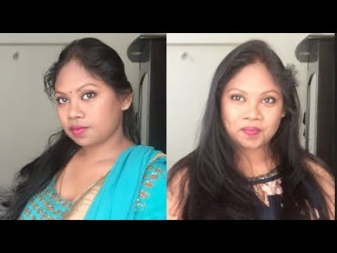 New year get ready with me in Telugu || party makeup || Modern and Traditional looks