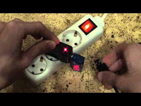 USB Ladegerät - Pollin Überraschungspaket