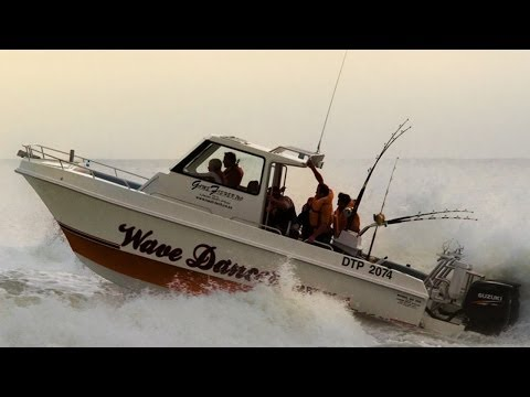 Deep Sea Fishing Charter St. Lucia - Wave Dancer Deep Sea Fishing Charters Saint Lucia