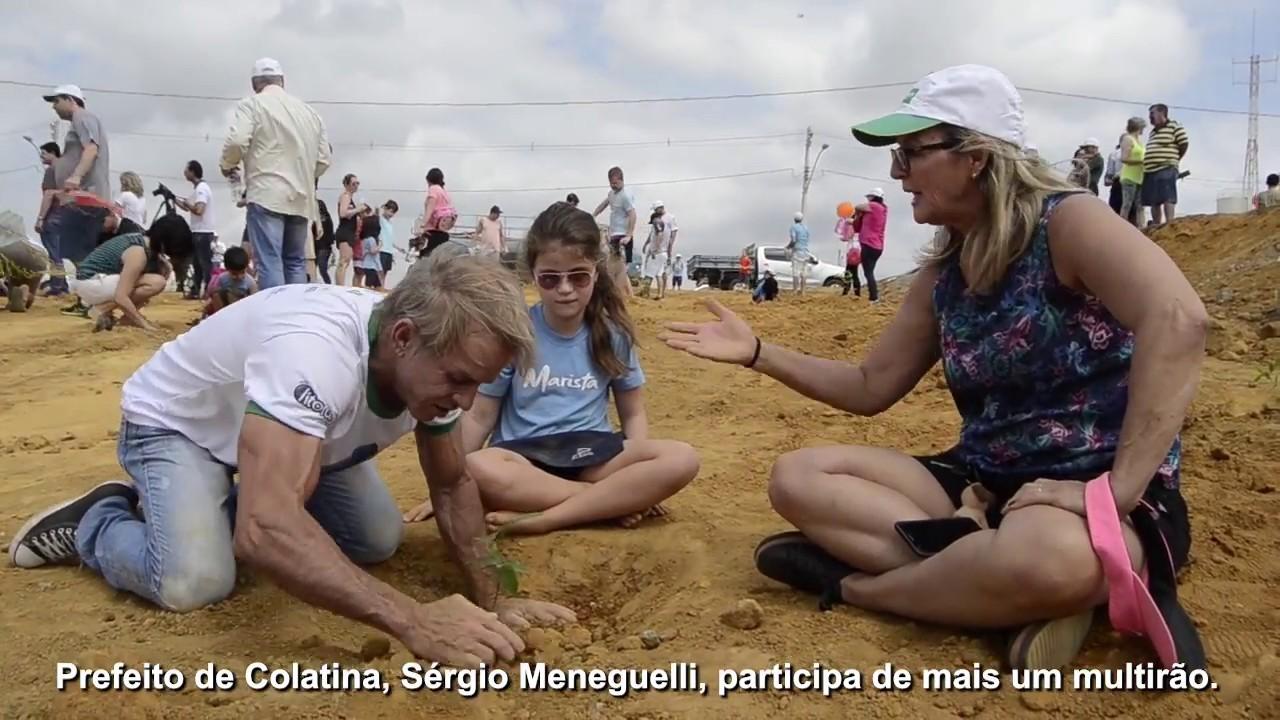 Prefeito de Colatina, Sérgio meneguelli, Participa de mais um ...