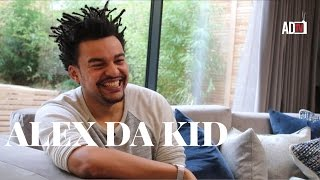 Alex Da Kid Discusses Producing On Rihanna