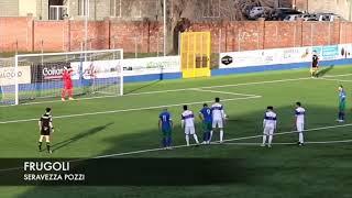 Serie D Girone A Fossano-Seravezza 3-4 (Palla al centro)