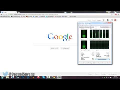 How To: Make Google Chrome Use Less RAM
