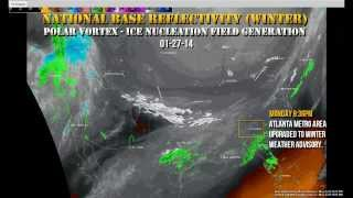 Geoengineering: Atlanta Storm Leon - Origin of Nika