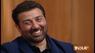 Sunny Deol Describes Hand Pump Scene of the Movie
