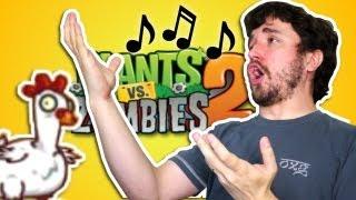 Plants vs. Zombies 2: PLANTA BURRA!
