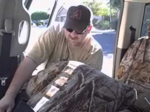 Wet Okole Seat Covers Install Overview Youtube