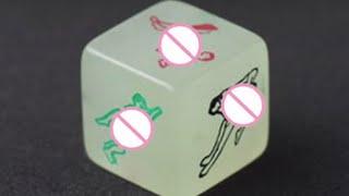 светящийся кубик для настольных эротических игр в темноте купить бесплатно