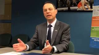 Pa. AG Josh Shapiro touts achievements of office, ongoing fights in Centre County and beyond.