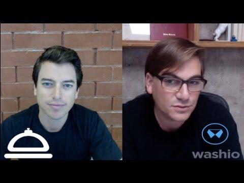 Washio CEO Jordan Metzner on What It Takes | Please Hold Episode 2