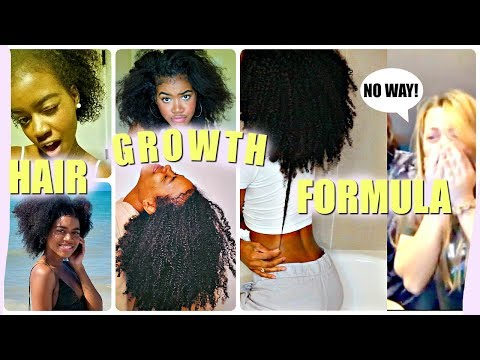 7-Step Hair Care Guide to Growing Long & Healthy Natural Hair in 2020 (NO BIG CHOP)