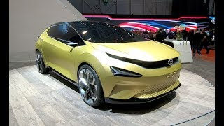 TATA 45X HATCHBACK NEW MODEL 2018 CONCEPT CAR FUTURE VISION WALKAROUND