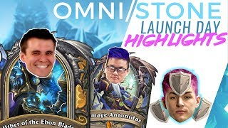 Omni/Stone ep #12 Knights of the Frozen Throne Highlights