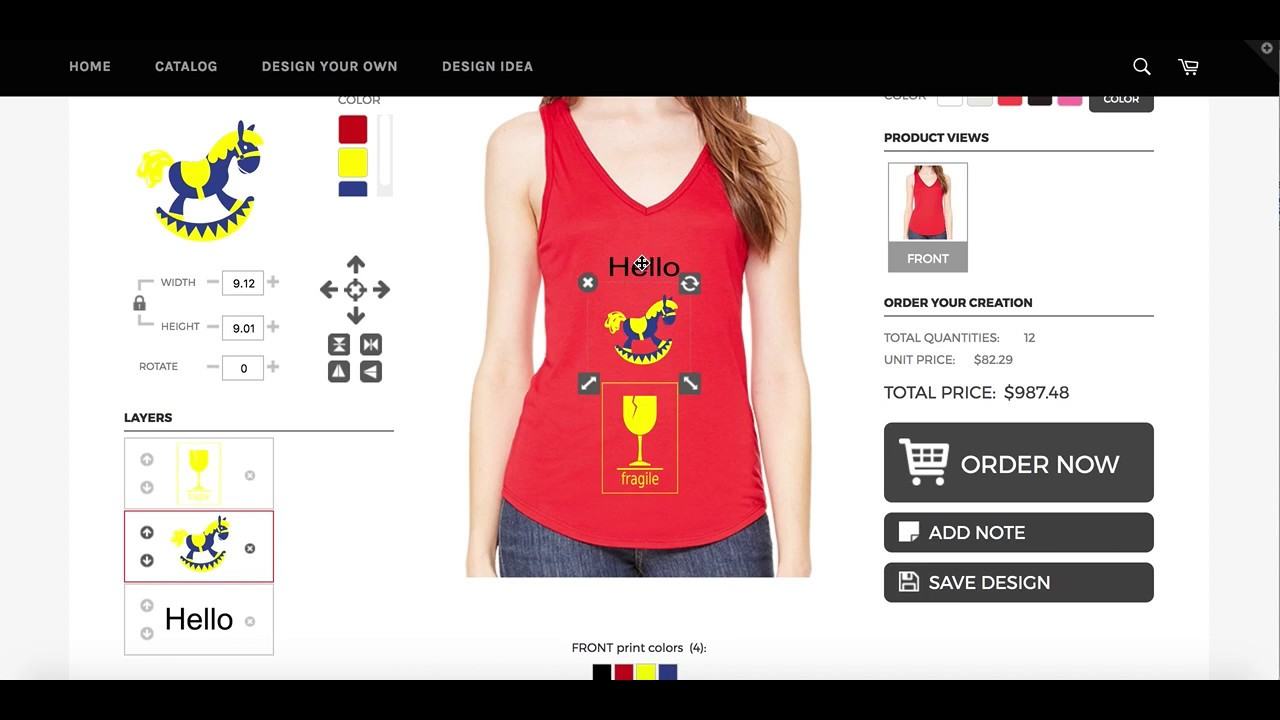 Shopify T Shirt Designer App Download Print Ready Vector Pdf Youtube