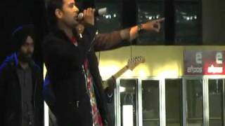 amrinder gill live at ludhiana- Je mile oh kudi & afwah