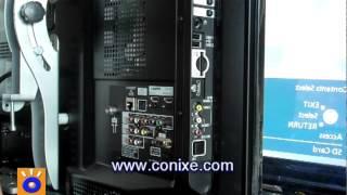 Conixe 391 Switcher HDMI Scaler   sales@iceavglobal.com