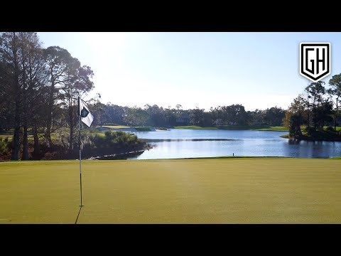 WE MET OUR MATCH AT LAKE NONA GOLF & COUNTRY CLUB! / LAKE NONA¹