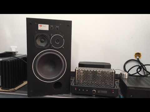 JBL DECADE36 + KR AUDIO VA880 + OPPO UDP-205 Audiocom signature