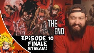 Hellsing Ultimate Abridged Episode 10 FINALE - Team Four Star (TFS) JAKE'S REACTION!!!