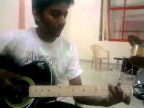 Tum ho Toh- Rock On (guitar cover) - YouTube