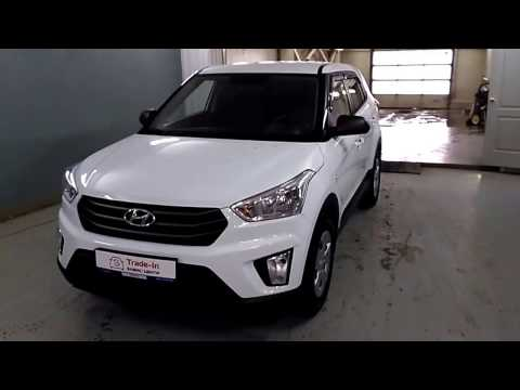 Купить Хенде Крета (Hyundai Creta) 2016 г. с пробегом бу в Саратове.  Автосалон Элвис
