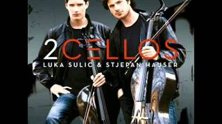 2Cellos -  With Or Without You (U2)