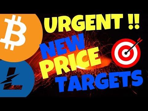 🌟BITCOIN and LITECOIN TARGETS🌟, Bitcoin and Litecoin price prediction, ltc btc news