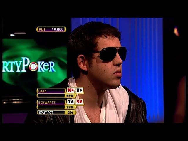 partypoker World Open V Ep 15 | Tournament Poker | TV Poker | partypoker