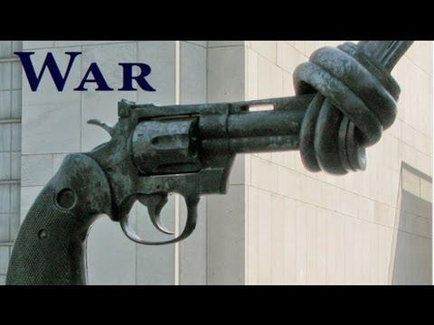 """When the World Outlawed War"""