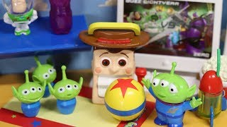 Toy Story Happy Toy Room Re-MeNT Miniature Figure