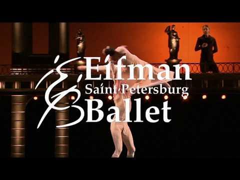 "Eifman Ballet ""Anna Karenina"" at David Koch Theatre @ Lincoln Center, New York April6-8, 2018"