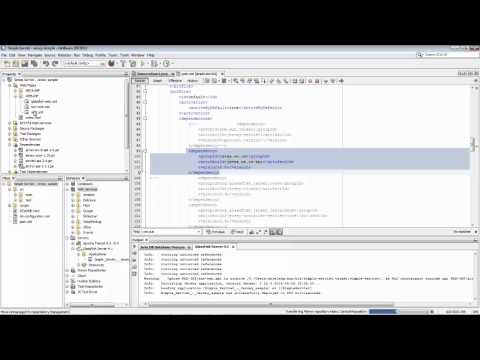 Generate Rest Clients Via Wadl And Netbeans Ide