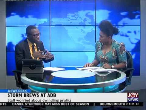 Storm Brews at ADB - News Desk (28-4-15)