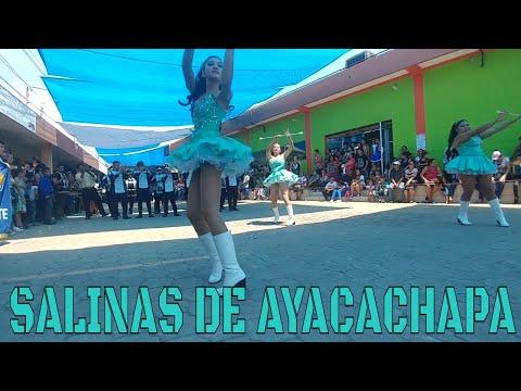 #3: Salinas de Ayacachapa. Categoría Urbana. Concurso de Bandas en Mega Plaza El Ceibillo 2017