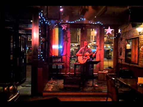 Fishermans Blues cover in the toronto open mic night